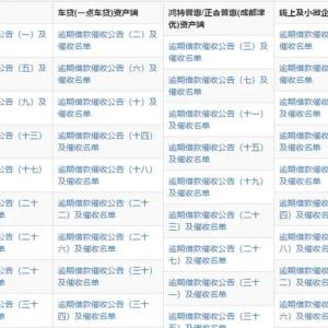 """团贷网暴雷两年""""起死回生""""的小黄狗又要""""黄""""了?"""